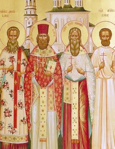 Новомученики Солигаличские