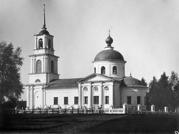 Сретенская, Зашугомье (Сретенье)