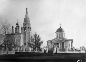 Солигалич, храм, Преображение, 200 лет храму,