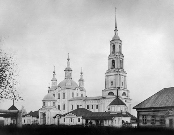 Троицкая, Зашугомье