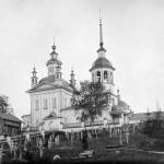 Богородицерождественская и Николаевская церкви, Чалово