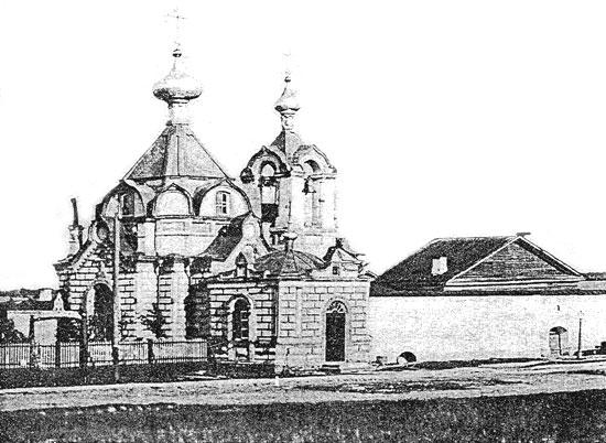 церковь, Солигалич, храм, благочиние, тюремная, репрессии, новомученики, история, краеведение,