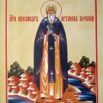 Солигалич, храм, преп. Александр Вочский, служба