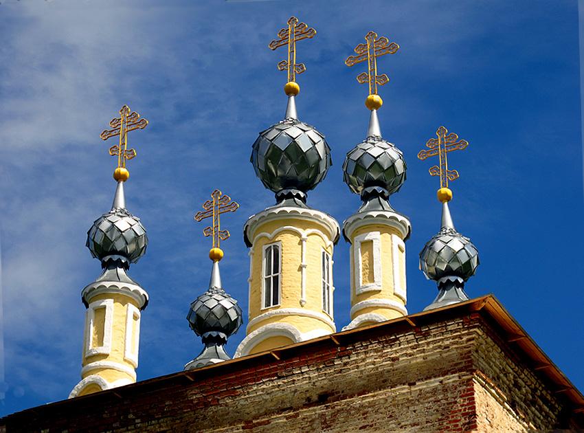 Покровская церковь Коровново