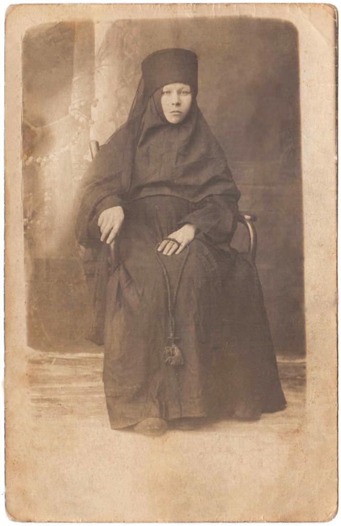 монахиня Ангелина Солигалич