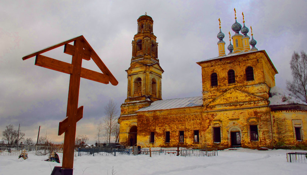преп. Александр Вочский, Коровново