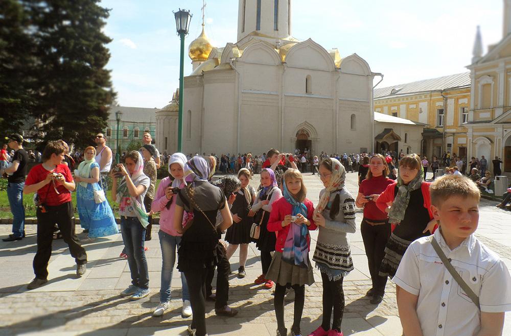 Солигалич, церковь, Сергий Радонежский, центр Солоница, дети,