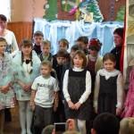 Солигалич, храм, церковь, Рождество, Воскресная школа, концерт, дети
