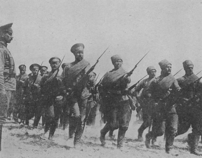 Русская пехота на учениях. Фото www.fortress.grodno.by