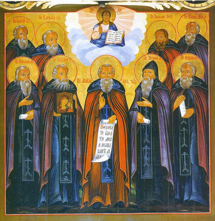 Солигалич, приход, храм, собор Костромских святых,