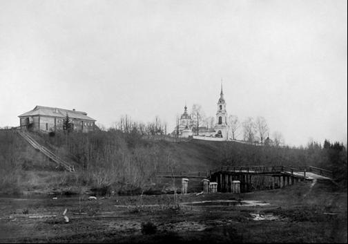 Солигалич, храм, приход, церковь, история, Грива, Дмитриевская,