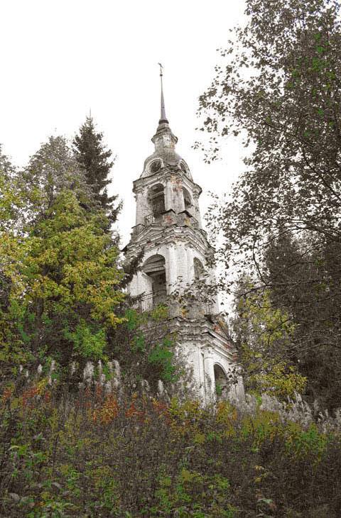 Солигалич, храм, приход, церковь, история, колокольня, Грива, Дмитриевская,