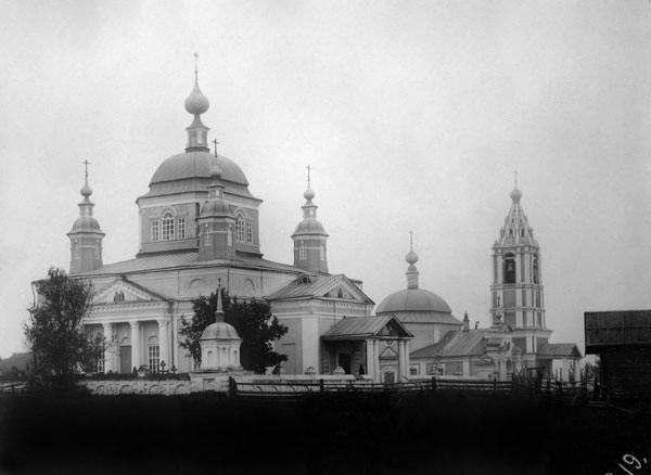 Митино, храм, церковь, Солигалич, история,